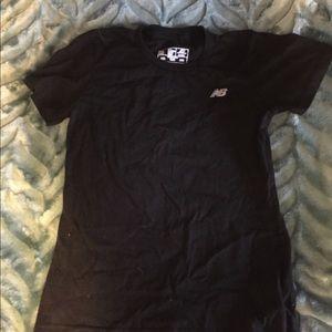 Black New Balance T Shirt